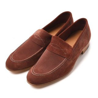 ジョンロブ YARDLEY 8695 TERRACOTTA SUEDE