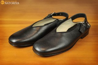 Martegani 99.SO.30/SLINGBACK 【RANCH NERO】