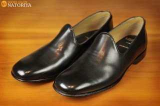 Martegani 99.40.S9/SLIPON 【BUFF SOFTY BLACK】