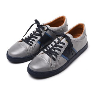 パントフォラドーロ 10181016  MARINELLA UOMO LOW | GRY VIOLET