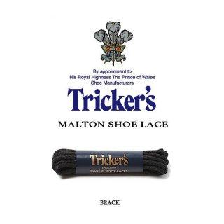 トリッカーズ 純正シュレース120cm ロウ引き丸紐