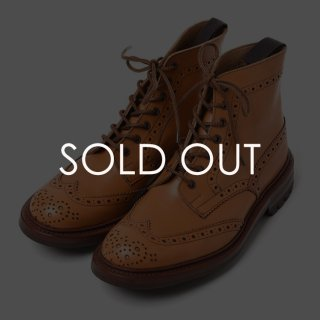 Tricker's (トリッカーズ) M2508 MALTON バーニッシュ×コマンド 【ACORN ANTIQUE】<img class='new_mark_img2' src='https://img.shop-pro.jp/img/new/icons57.gif' style='border:none;display:inline;margin:0px;padding:0px;width:auto;' />