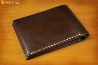 クライス KSW001-MOC シェルコードバン財布 【MOCA】