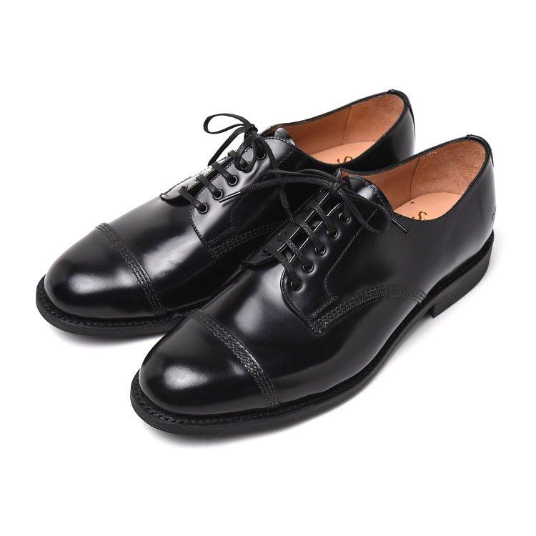a91e38ce119f1f サンダース 1128B Military Derby Shoe Polishin Leather BLK | 販売店 ...
