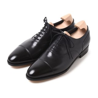 ジョンロブ ALFORD PRESTIGE SOLE OXFORD CALF BLACK