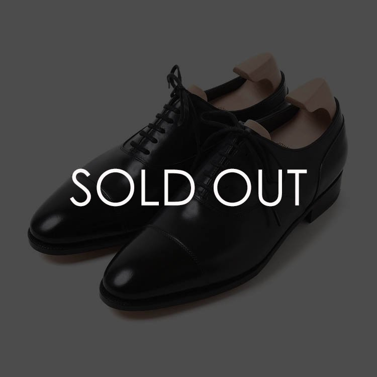 ジョンロブ ALFORD PRESTIGE SOLE OXFORD CALF BLACK<img class='new_mark_img2' src='https://img.shop-pro.jp/img/new/icons14.gif' style='border:none;display:inline;margin:0px;padding:0px;width:auto;' />