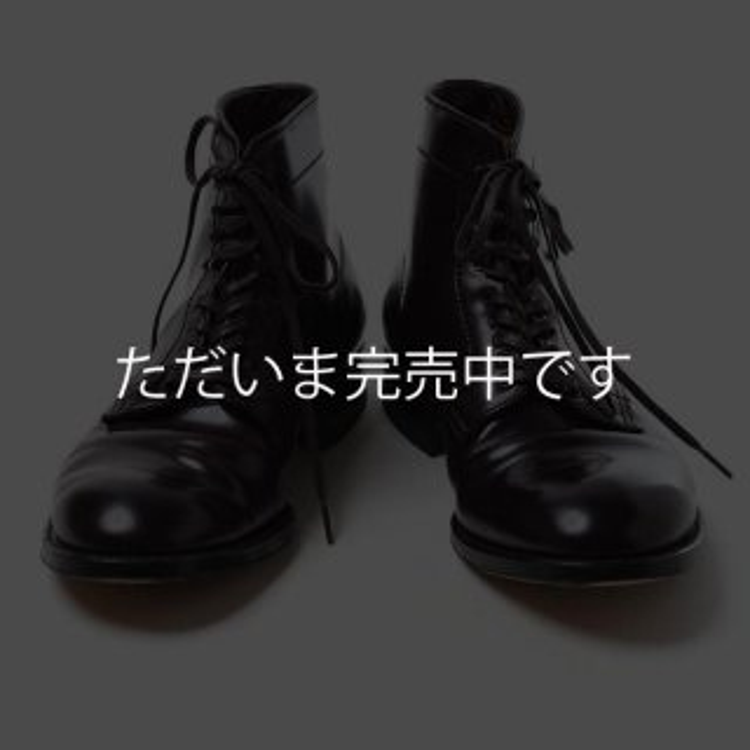 Alden (オールデン) 4561H  P-TOE ブーツ コードバン 【バーガンディー】