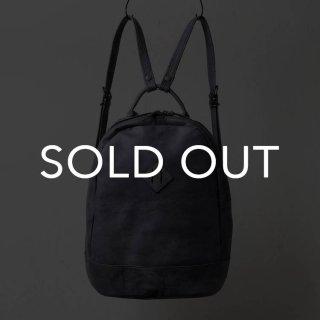 MOTO BAG30 デイバッグ ゴート 【チャコール】