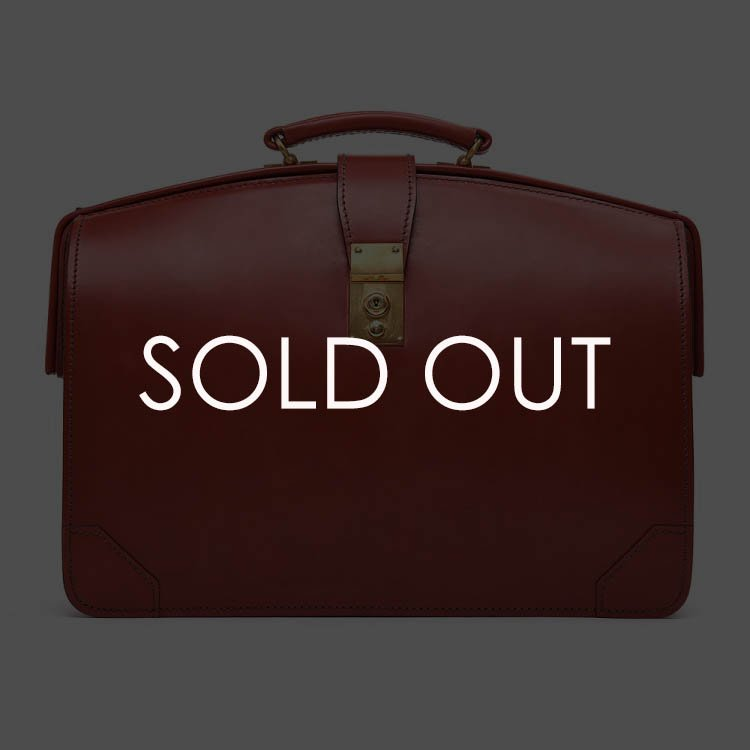 Swaine & Adeney (スウェインアドニー)  ダレスバッグ GROSVENOR-86BTS  【Chesnut】<img class='new_mark_img2' src='https://img.shop-pro.jp/img/new/icons14.gif' style='border:none;display:inline;margin:0px;padding:0px;width:auto;' />
