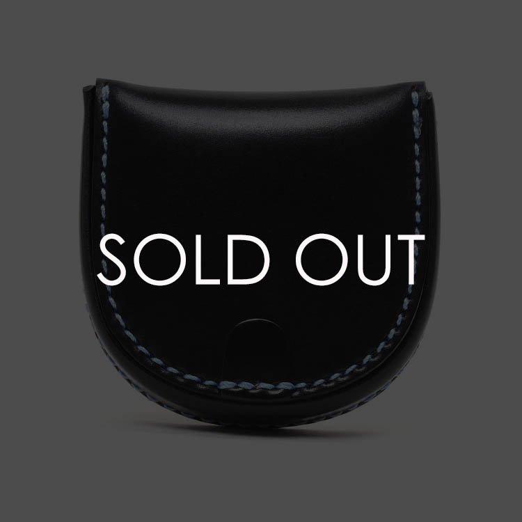 K.t.ルイストン KTW008R  ラフコードバン 馬蹄ケース 【D.NAVY】