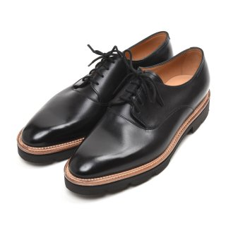 JOHN LOBB (ジョンロブ) ZENNOR L/W WALKING SOLE CALF H/W BLACK