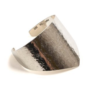 STUDEBAKER METALS Amelia Cuff 925 Sterling Silver Polished (Medium)