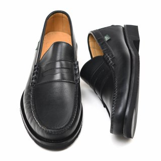 Paraboot (パラブーツ) BRIGHTON/AIR 162312 NOIR(黒) メンズ<img class='new_mark_img2' src='https://img.shop-pro.jp/img/new/icons14.gif' style='border:none;display:inline;margin:0px;padding:0px;width:auto;' />