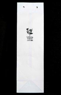ロゴ入り紙袋
