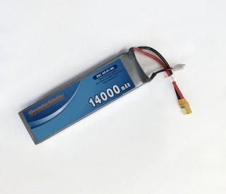 リポバッテリー 6S 14000mAh XT90