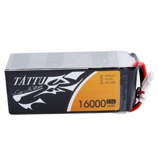 リポバッテリー 6S 16000mAh XT90
