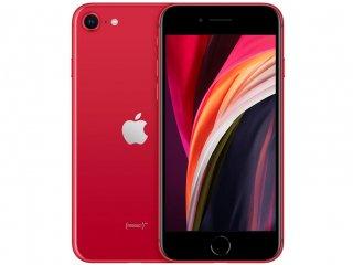 【SSランク:未使用品】 SIMフリー iPhoneSE (第2世代) 64GB レッド