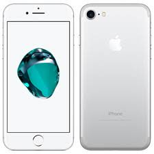 【SSランク:未使用品】 SIMロック解除済 Softbank iPhone7 32GB シルバー