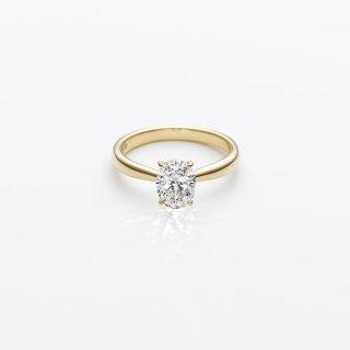 ラボ・グロウン ダイヤモンド<br>リング / ゴールド / 1.00カラット