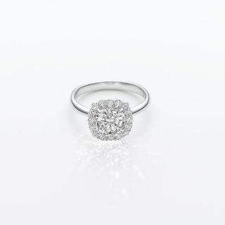ラボ・グロウン ダイヤモンド<br>リング / プラチナ / 1.50カラット