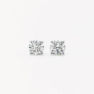ラボ・グロウン ダイヤモンド<br>ピアス / プラチナ / 0.70カラット×2