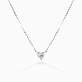 S006 ラボグロウンダイヤモンド<br>ネックレス / プラチナ / 0.50カラット