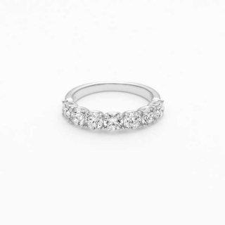 E001 ラボグロウンダイヤモンド<br>リング / プラチナ/ total1.50カラット