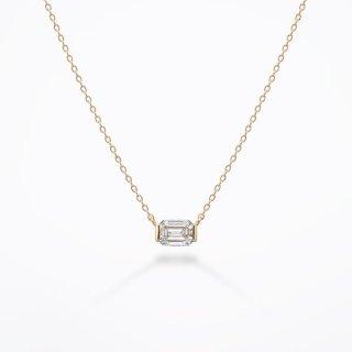 S002 ラボグロウンダイヤモンド<br>ネックレス / ゴールド / 0.50カラット
