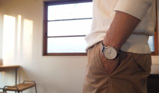 INSTRMNT 腕時計