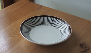 SPISA-RIBB Deep Plate18.5cm