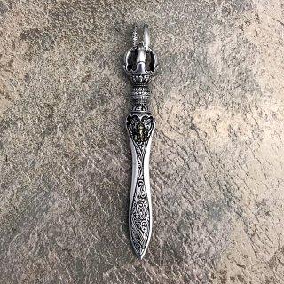 クラウン・ドージェ・ソード : Crown Dorje Sword