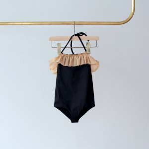 LITTLE CREATIVE FACTORY Degas Bathing Suit BLACK /30%OFF<img class='new_mark_img2' src='https://img.shop-pro.jp/img/new/icons38.gif' style='border:none;display:inline;margin:0px;padding:0px;width:auto;' />