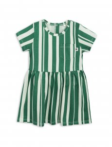mini rodini Odd stripe SS DRESS GREEN /30%OFF<img class='new_mark_img2' src='https://img.shop-pro.jp/img/new/icons20.gif' style='border:none;display:inline;margin:0px;padding:0px;width:auto;' />