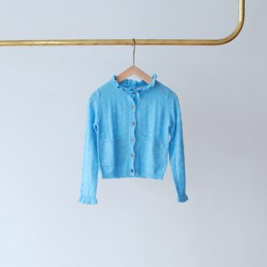 LAST ONE!!morley HAMSTER CARDIGAN  SKY<img class='new_mark_img2' src='https://img.shop-pro.jp/img/new/icons32.gif' style='border:none;display:inline;margin:0px;padding:0px;width:auto;' />