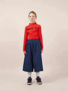 <img class='new_mark_img1' src='https://img.shop-pro.jp/img/new/icons23.gif' style='border:none;display:inline;margin:0px;padding:0px;width:auto;' />30%OFF/BOBO CHOSES Denim Culotte Pants