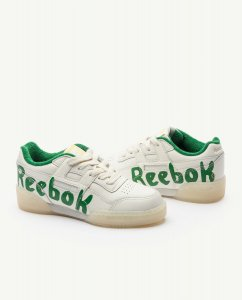 <img class='new_mark_img1' src='https://img.shop-pro.jp/img/new/icons47.gif' style='border:none;display:inline;margin:0px;padding:0px;width:auto;' />The Animals Observatory ×REEBOK CLASSIC/WORKOUT PLUS GREEN KIDS