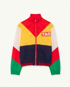30%OFF/The Animals Observatory FOX KIDS JACKET MULTICOLOR TAO