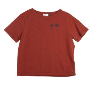 20%OFF/wynken PALM EMBROIDERY TEE