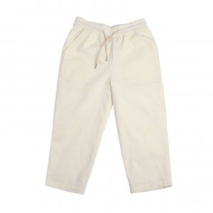 30%OFF/wynken DRAW CORD PANTS ECRU