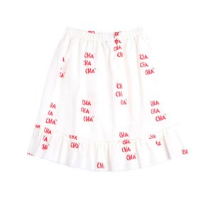 30%OFF/wynken RUFFLE SKIRT