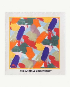 <img class='new_mark_img1' src='https://img.shop-pro.jp/img/new/icons47.gif' style='border:none;display:inline;margin:0px;padding:0px;width:auto;' />The Animals Observatory RAY SCARF OH