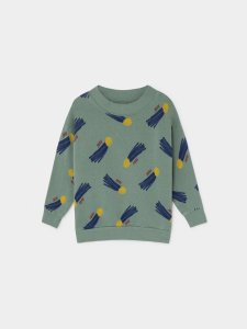 <img class='new_mark_img1' src='https://img.shop-pro.jp/img/new/icons14.gif' style='border:none;display:inline;margin:0px;padding:0px;width:auto;' />BOBO CHOSES All Over A Star Called Home Sweatshirt
