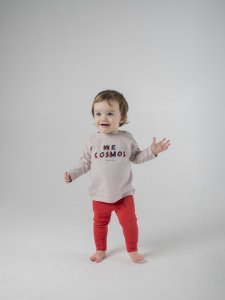 <img class='new_mark_img1' src='https://img.shop-pro.jp/img/new/icons14.gif' style='border:none;display:inline;margin:0px;padding:0px;width:auto;' />BOBO CHOSES WE COSMOS Long Sleeve T-shirt BABY