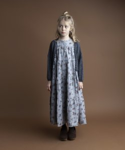 TOCOTO VINTAGE FLOWER PRINT LONG DRESS<img class='new_mark_img2' src='https://img.shop-pro.jp/img/new/icons14.gif' style='border:none;display:inline;margin:0px;padding:0px;width:auto;' />