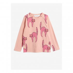 <img class='new_mark_img1' src='https://img.shop-pro.jp/img/new/icons14.gif' style='border:none;display:inline;margin:0px;padding:0px;width:auto;' />mini rodini CATZ LS TEE LIGHT PINK
