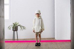 MOUN TEN. dry UV honeycomb hoodie