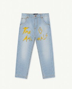 The Animals Observatory STRIPES KIDS TROUSERS