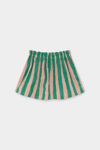 BOBO CHOSES Striped Flared Skirt