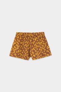 BOBO CHOSES Animal Print Jersey Shorts