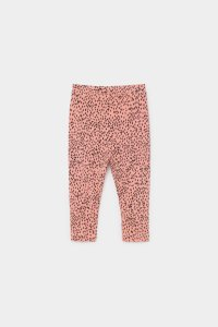 BOBO CHOSES All Over Pink Leggings BABY